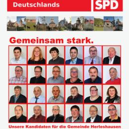 SPD Plakat 2021